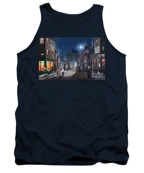 Tower Street Dudley C1930s Tank Top