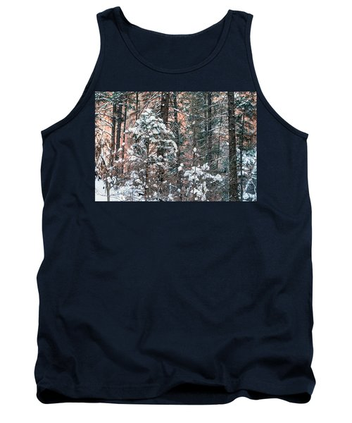 West Fork Snow Tank Top by Tam Ryan