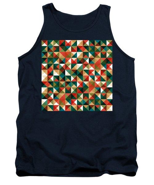 Pixel Art Tank Top