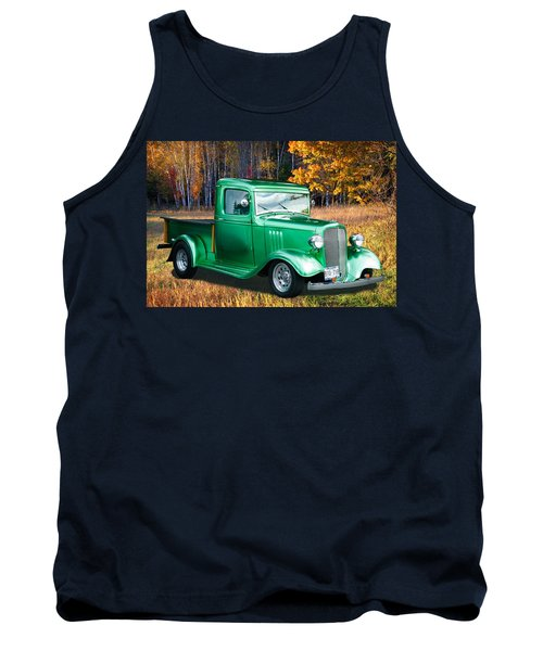 1934 Chev Pickup Tank Top