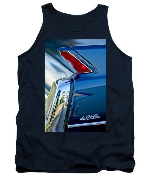1962 Cadillac Deville Taillight Tank Top