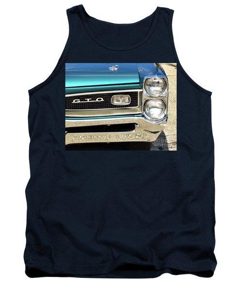 1966 Pontiac Gto Tank Top