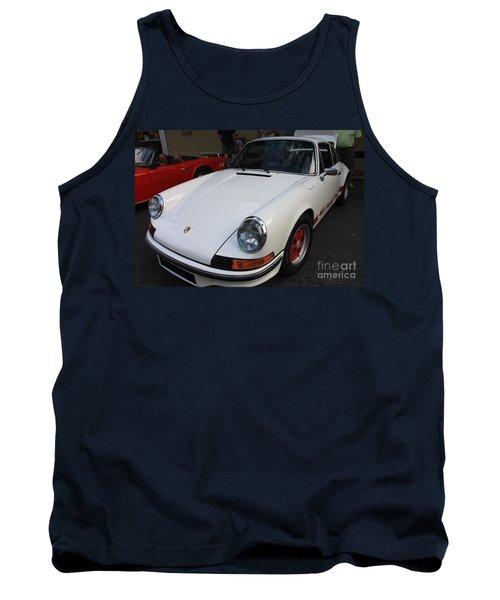 1973 Porsche Tank Top by John Telfer