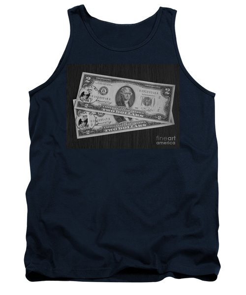 2 Dollars Tank Top