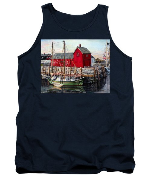 Motif  Number One Tank Top