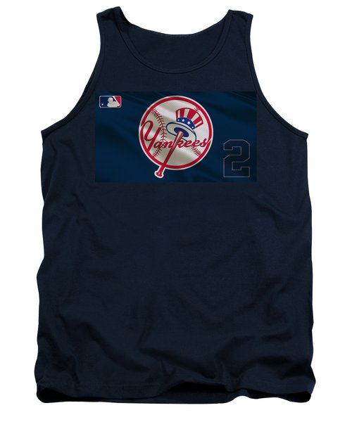 New York Yankees Derek Jeter Tank Top