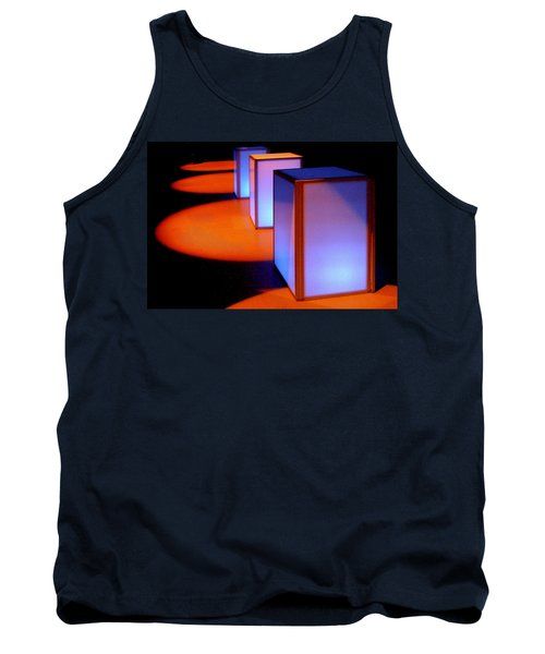 3 And 4 Tank Top