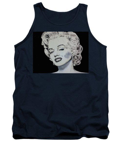 Marilyn Monroe Tank Top by Dan Twyman