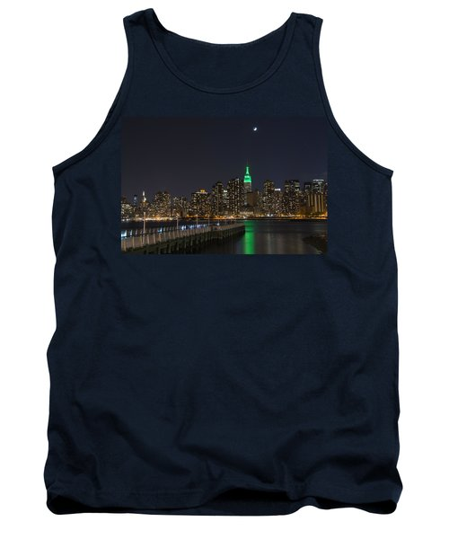 View From Gantry Plaza State Park Tank Top