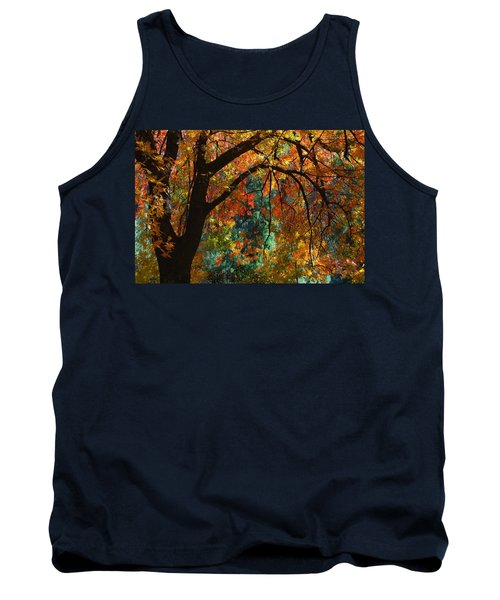 Fall Color Tank Top