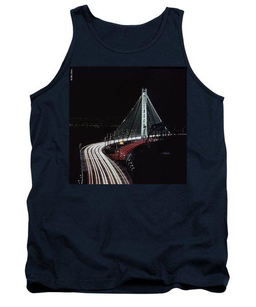 Oakland Bridge Tank Top