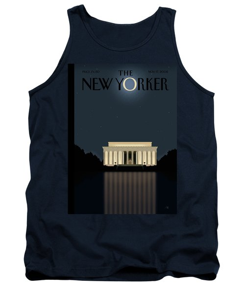 New Yorker November 17th, 2008 Tank Top