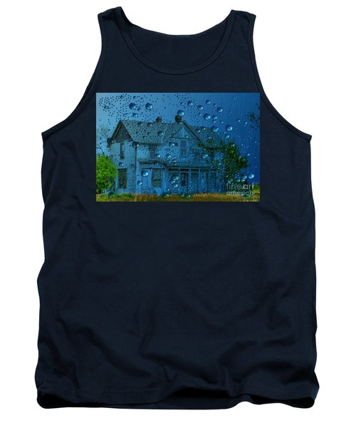 A Bit Of Whimsy For The Soul... Tank Top by Liane Wright