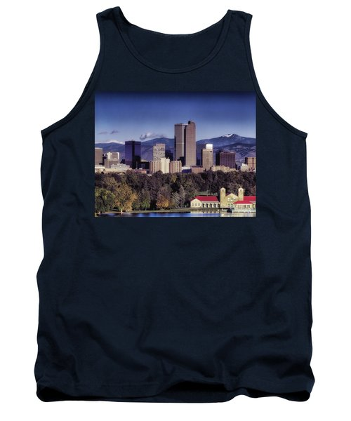 A Denver Autumn Tank Top