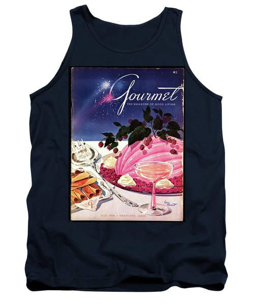A Gourmet Cover Of Mousse Tank Top