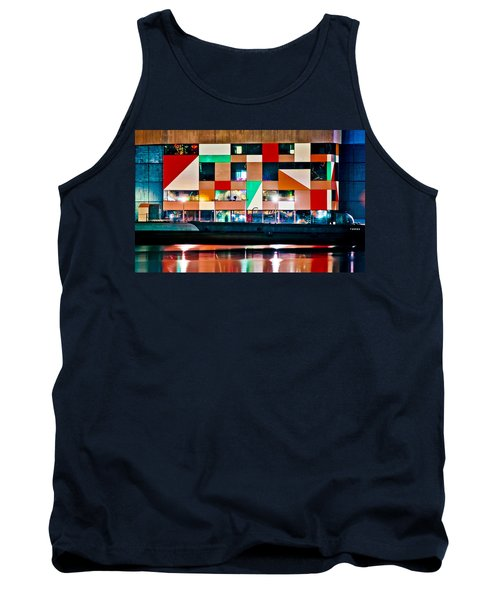 A History Of The Harbor  Tank Top by Wayne King