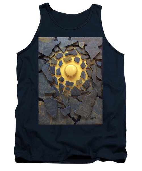 A Lesser Light To Rule The Night Tank Top