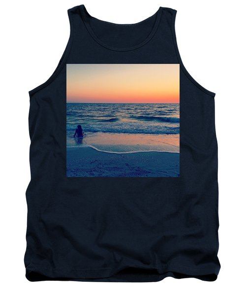 Tank Top featuring the photograph A Moment To Remember by Melanie Moraga