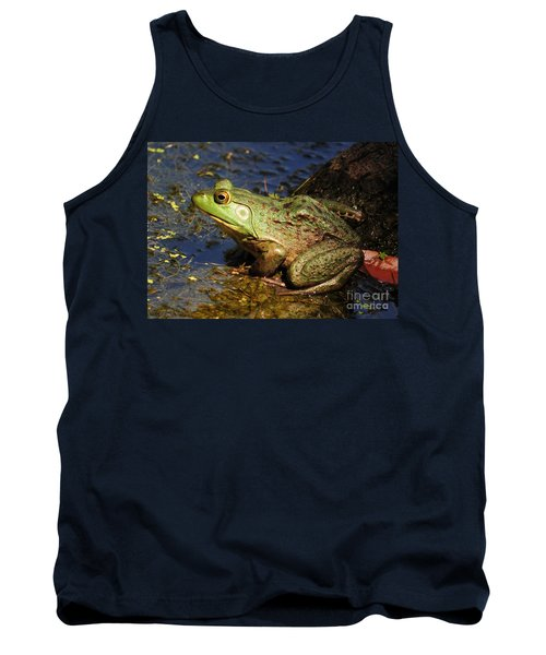 A Prince Of A Frog Tank Top