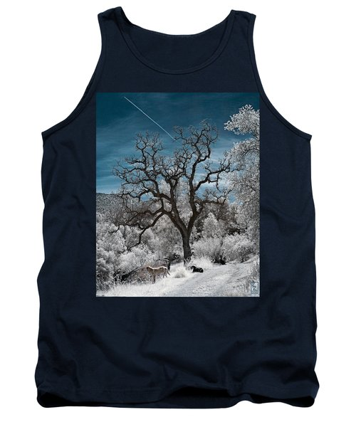 A Trail Not Taken Tank Top