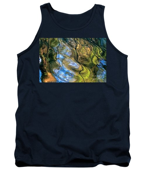 Abstract Of Nature Tank Top