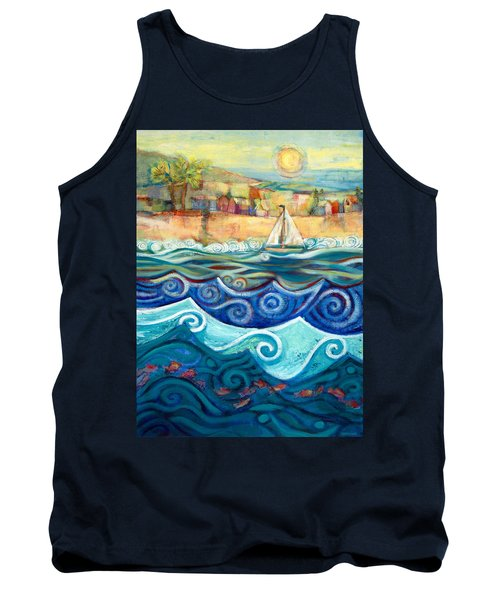 Afternoon Sail Tank Top