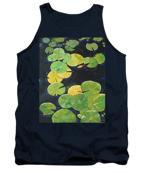 Alluring Tank Top by Phil Chadwick