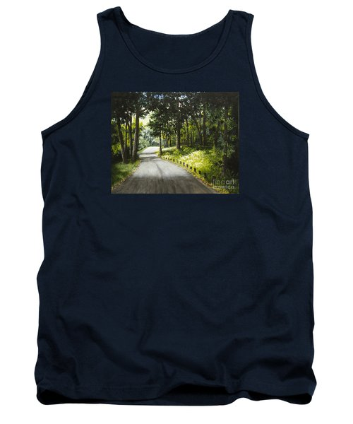Along The Way Tank Top