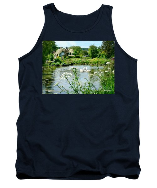 An English Cottage Tank Top