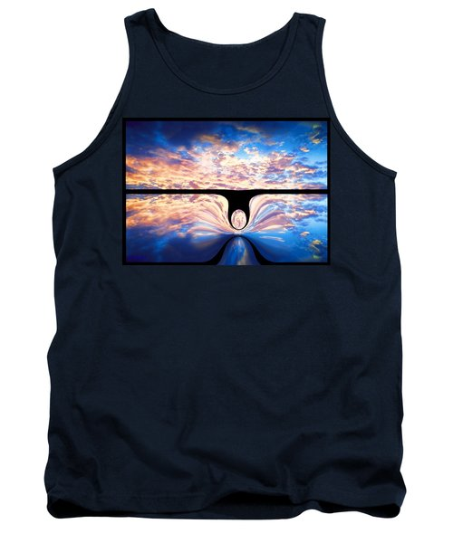 Angel In The Sky Tank Top