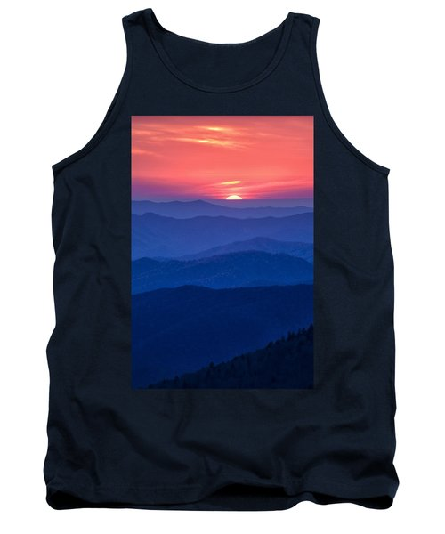 Another Day Ends Tank Top