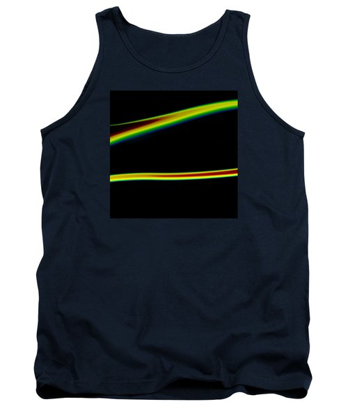 Tank Top featuring the painting Arc C2014 by Paul Ashby