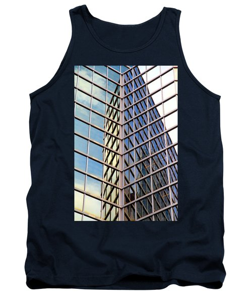 Architectural Details Tank Top by Valentino Visentini