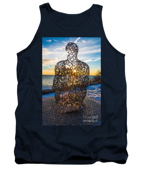 Atwater Spillover Sunrise Tank Top