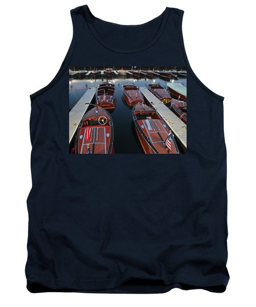 Barrelbacks At Night Tank Top