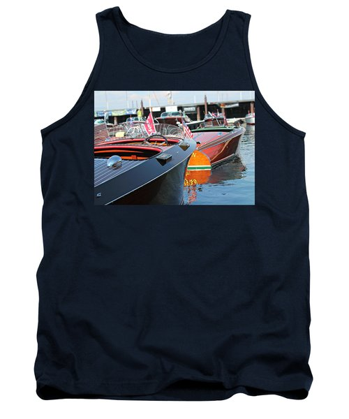 Barrelbacks At Tahoe Tank Top