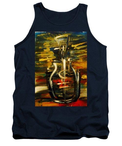Bassguitar 2 Tank Top by Kelly Turner