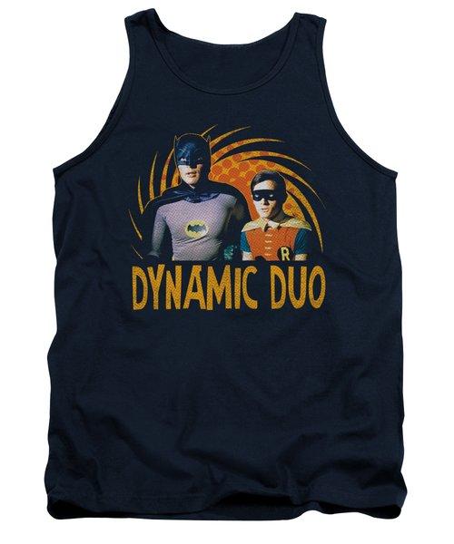 Batman Classic Tv - Dynamic Tank Top