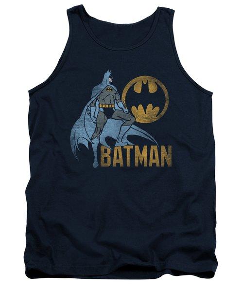 Batman - Knight Watch Tank Top