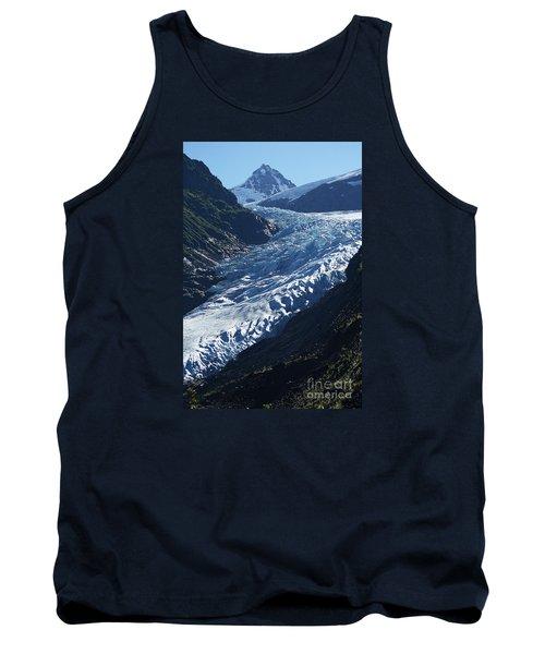 Bear Glacier Tank Top by Stanza Widen