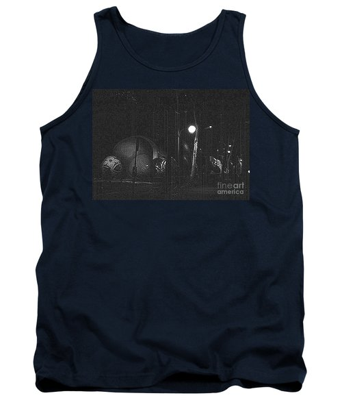 Before The Big Parade Tank Top