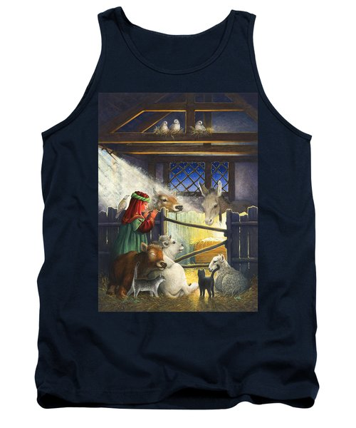 Behold The Child Tank Top