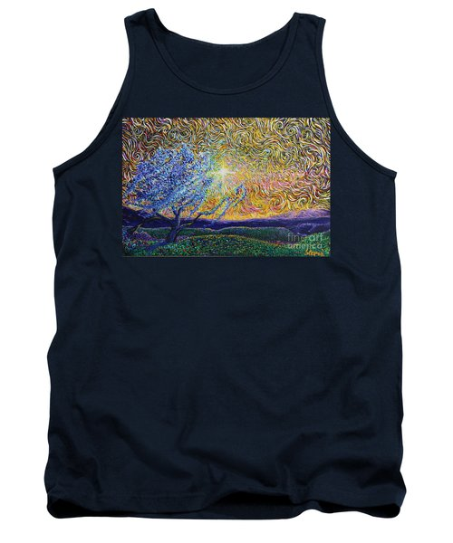Beholding The Dream Tank Top