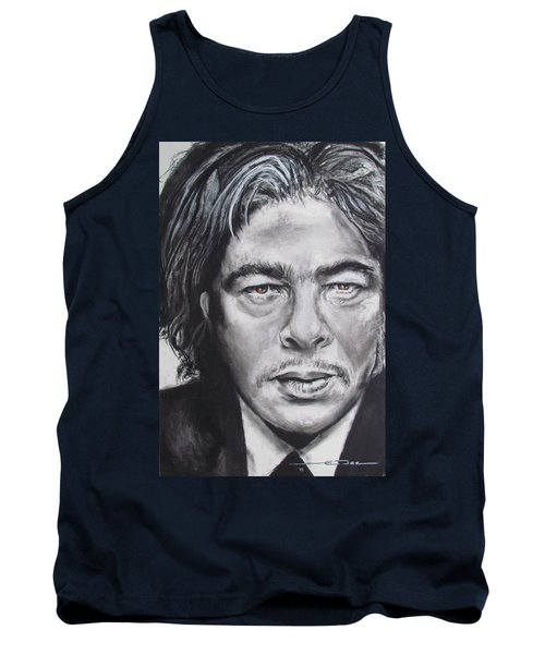 Benicio Del Toro Tank Top
