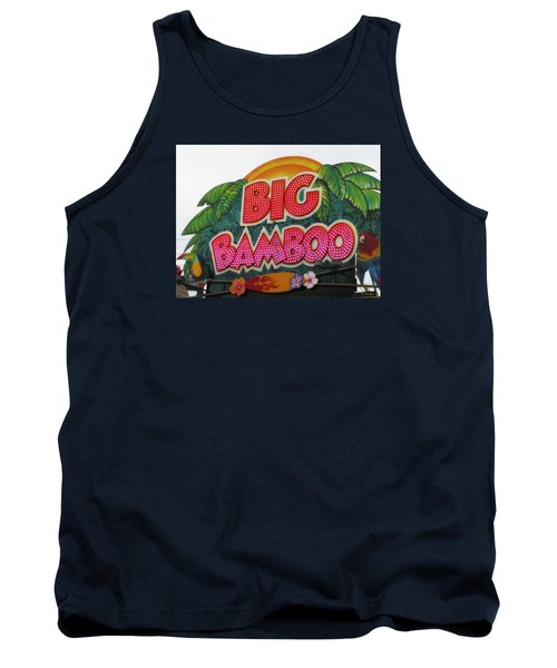 Big Bamboo Tank Top