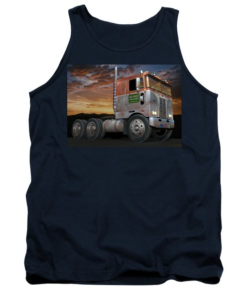 Big Bob's Cabover Tank Top