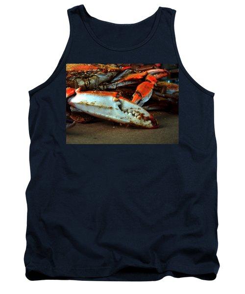 Big Crab Claw Tank Top