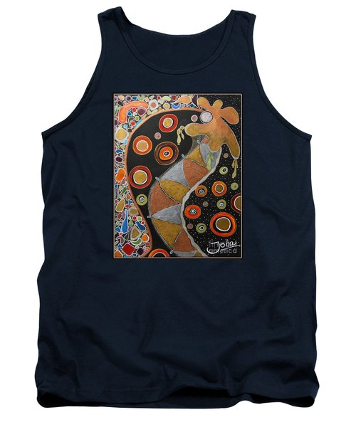 Biological Rhythms.. Tank Top