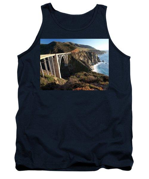Bixby Bridge Afternoon Tank Top