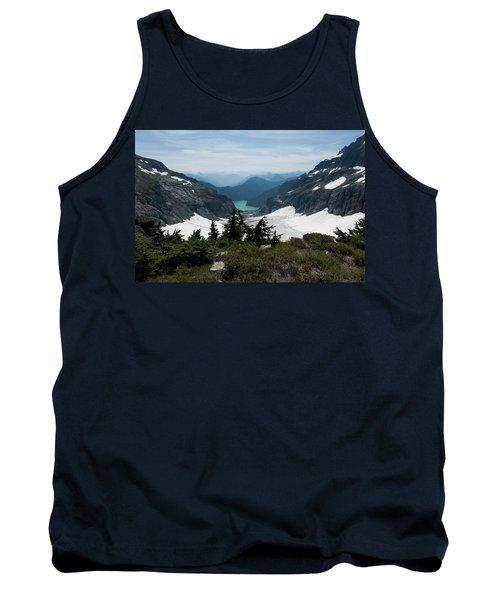 Blanca Lake, Mt. Baker-snoqualmie Tank Top